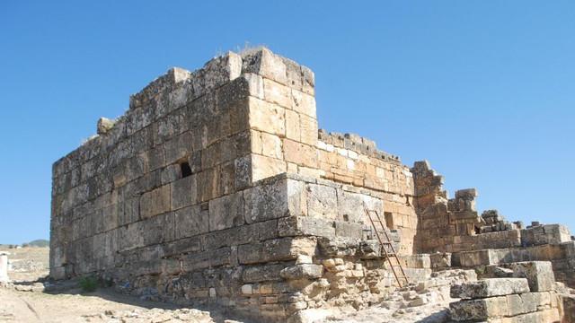 Romalılar 1800 yıl önce depreme karşı tedbir almış