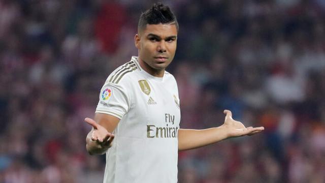 Real Madrid'in yıldızı Carlos Casemiro'nun evine hırsız girdi