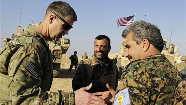 Güvenli bölge sonrası YPG bakın ne istedi
