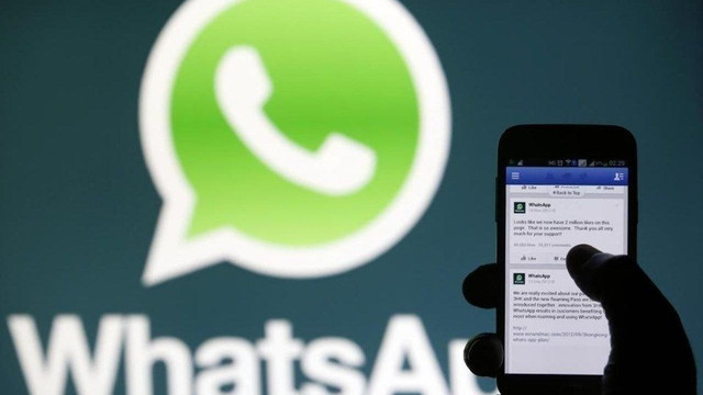 WhatsApp Web'e karanlık mod