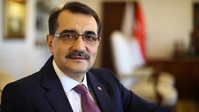Enerji Bakanı'ndan Doğu Akdeniz resti