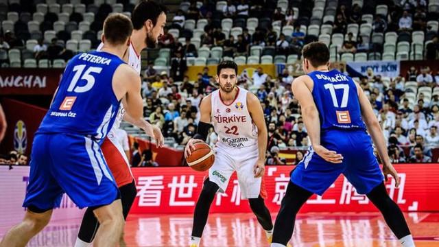 A Milli Erkek Basketbol Takımı, Dünya Kupası'na veda etti