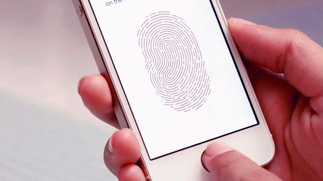 Parmak izi ''iPhone''lara geri dönüyor