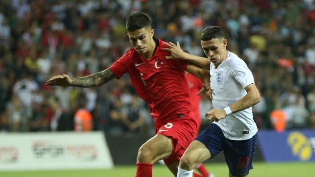 Türkiye 2 - 3 İngiltere