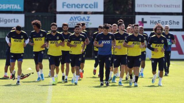Fenerbahçe, Alanyaspor maçına odaklandı