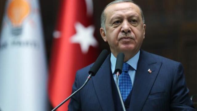 Erdoğan'dan sanatçılara sert tepki: ''Bunlar ikiyüzlü!''