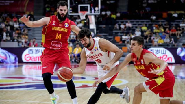 Türkiye 79 - 74 Karadağ