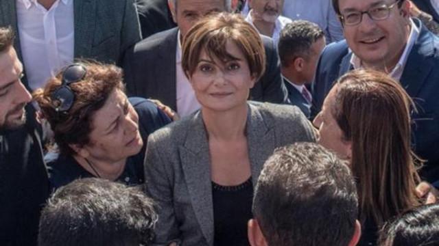 AB'den Canan Kaftancıoğlu tepkisi
