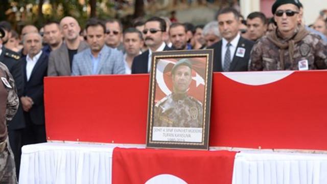 Mardin Özel Harekat Şube Müdürü'nün kanı yerde kalmadı