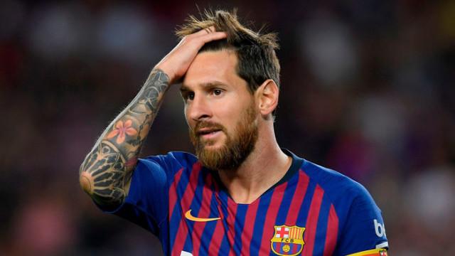 Barcelona'dan Messi'ye ömür boyu sözleşme
