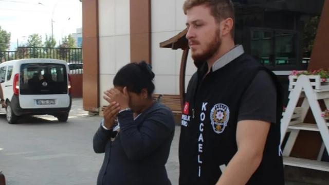 İstanbul'da ''hamile hırsız'' operasyonu