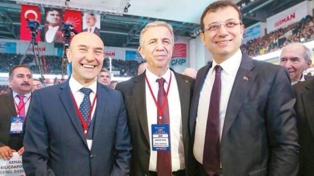 CHP'li başkanlardan WhatsApp buluşması