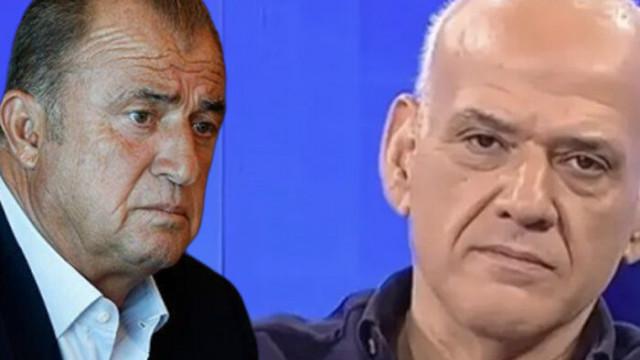 Ahmet Çakar'dan TFF'ye Fatih Terim tepkisi