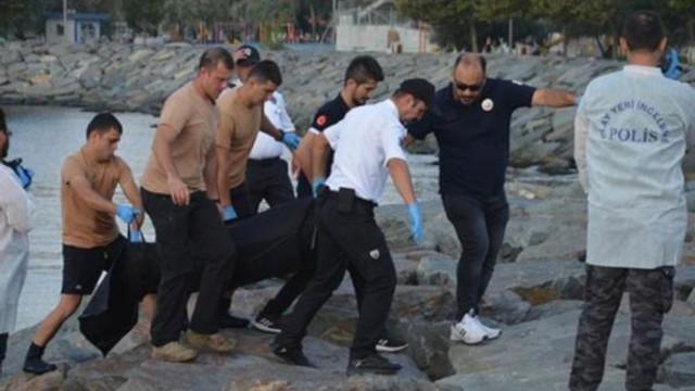 Avcılar'da denizden ceset çıkarıldı