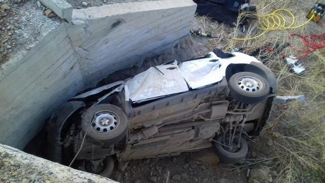 Nişan dönüşü korkunç kaza: 2'si çocuk 5 ölü