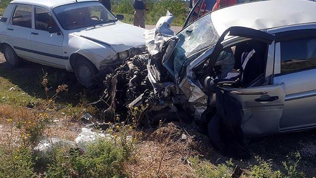 Osmaniye'de trafik kazası: Ölü ve yaralılar var