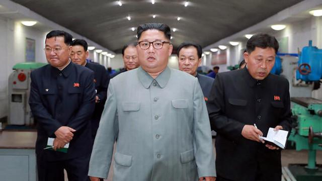 Kim Jong-un: ''Yeni stratejik silahı tanıtacağız''