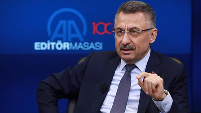 Cumhurbaşkanı Yardımcısı Oktay: Türkiye savaş uçağı yapacak