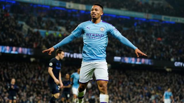 Manchester City-Everton maç sonucu: 2-1
