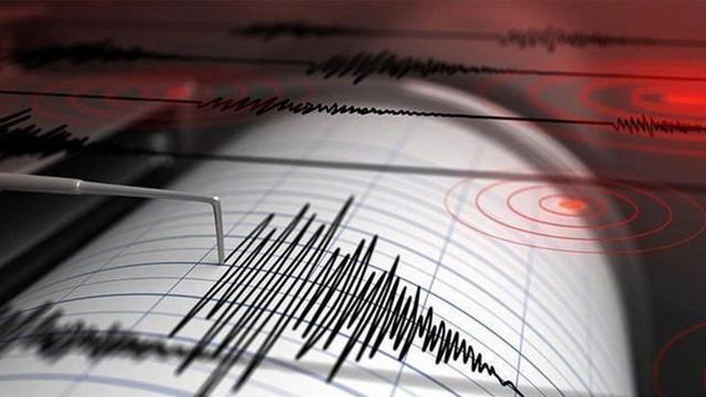 Akdeniz açıklarında korkutan deprem