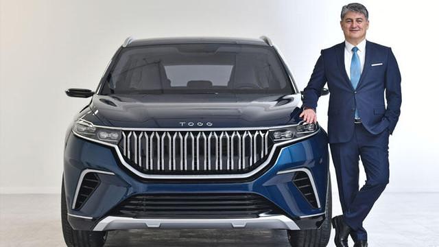 Türkiye'nin Otomobili Las Vegas'ta tanıtıldı