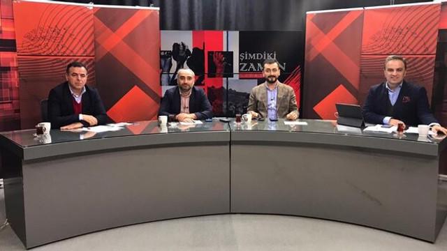 Eren Erdem'den Halk TV ekranlarına veda etti