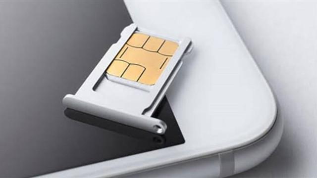 Cep telefonlarında SIM kart dönemi kapanıyor