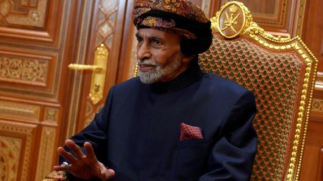 Umman Sultanı hayatını kaybetti