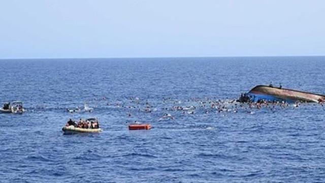 Ege'de yine göçmen faciası: 12 ölü var!