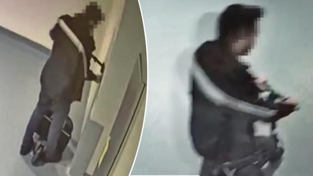 İstanbul Havalimanı'nda skandal ! Polis suçüstü yaptı