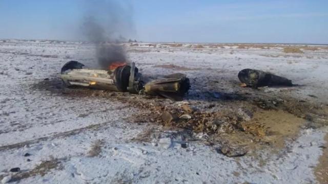 Rusya'nın balistik füzesi yanlış hedefe düştü!