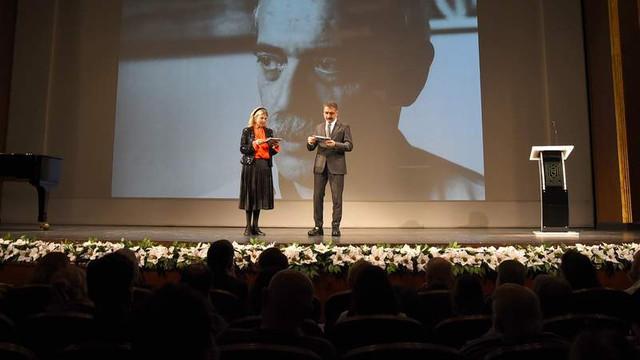 Onat Kutlar Kadıköy'de anıldı