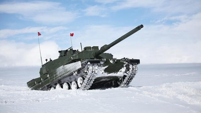 Altay tankının seri üretimi başladı mı ? En yetkili isimden açıklama