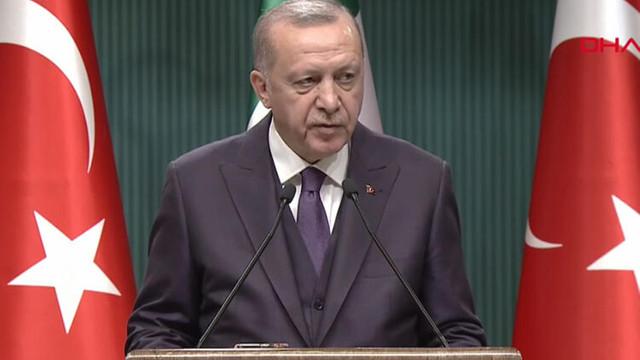 Erdoğan ve İtalya Başbakanı'ndan flaş açıklamalar
