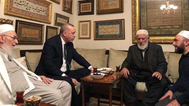 Erdoğan'ın İsmailağa ziyaretinin perde arkası ortaya çıktı