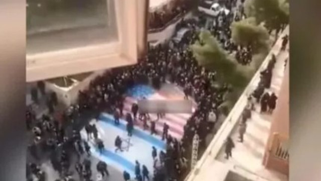 ABD Başkanı Trump'tan İran'daki protestolar hakkında açıklama
