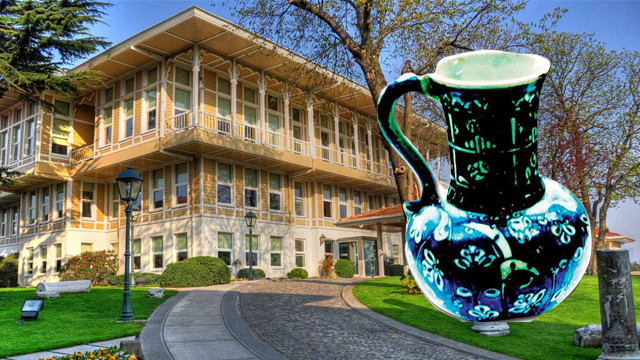 Koç Holding binasındaki 500 yıllık tarihi eser kayıp!