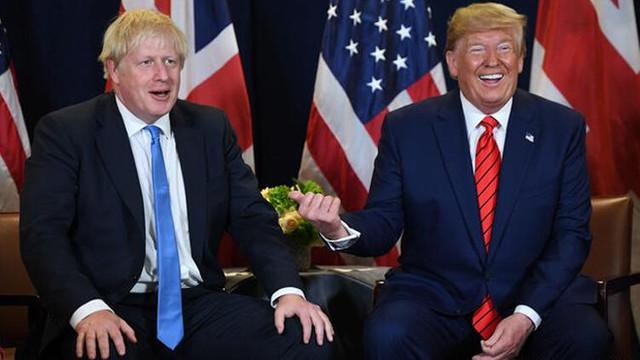 Johnson'dan ilginç öneri: Adı Trump olsun