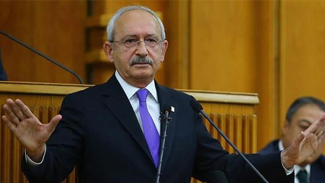 Kılıçdaroğlu'ndan Erdoğan'a mülteci çağrısı: Hepsini Saray'a al!