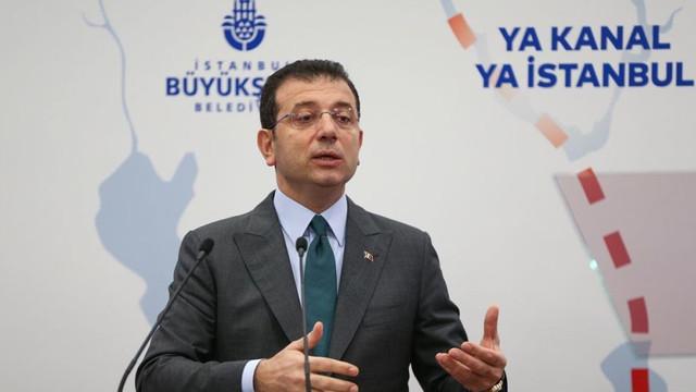 İmamoğlu'ndan Erdoğan'a uyarı: ''Erdoğan'ı yanıltıyorlar''