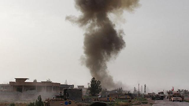 ABD askerlerinin bulunduğu üsse füzeli saldırı !