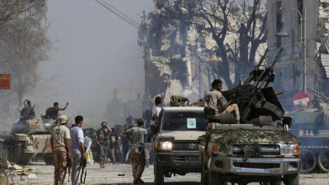 Libya'da korkulan oldu ! Ateşkes sona erdi