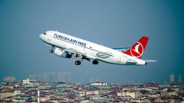 Darbe iddiası THY uçağını geri döndürdü!