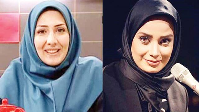 İran'ın ünlü spikerleri isyan bayrağını çekti