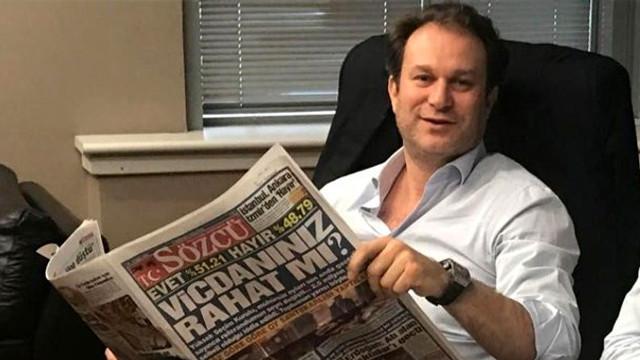 Sözcü gazetesinin sahibi Burak Akbay için flaş karar!