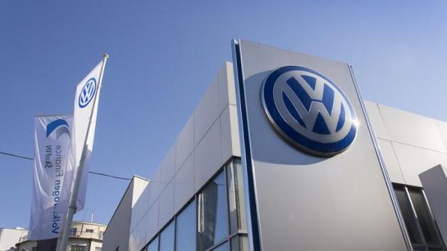 Volkswagen fabrikası gelmeden dolandırıcıları geldi!