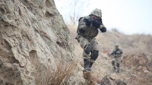 Kuzey Irak'ta 3 PKK'lı terörist öldürüldü