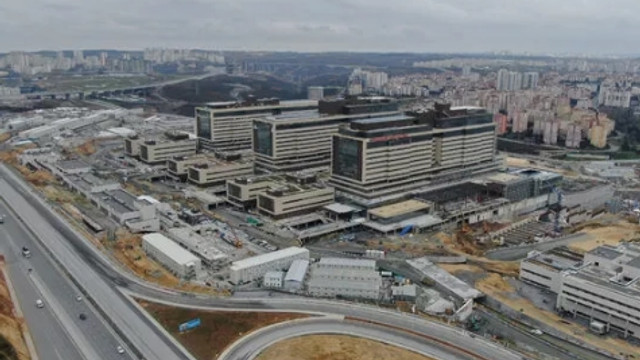 Başakşehir Şehir Hastanesi için geri sayım başladı