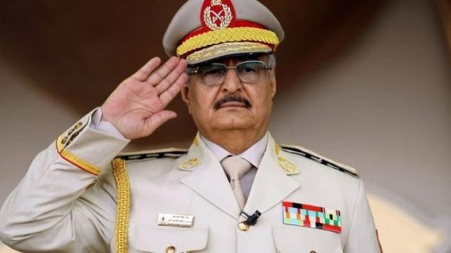 Libya'daki ateşkes için kritik gelişme ! Hafter kabul etti