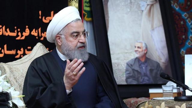 İran'dan korkutan nükleer tehdit